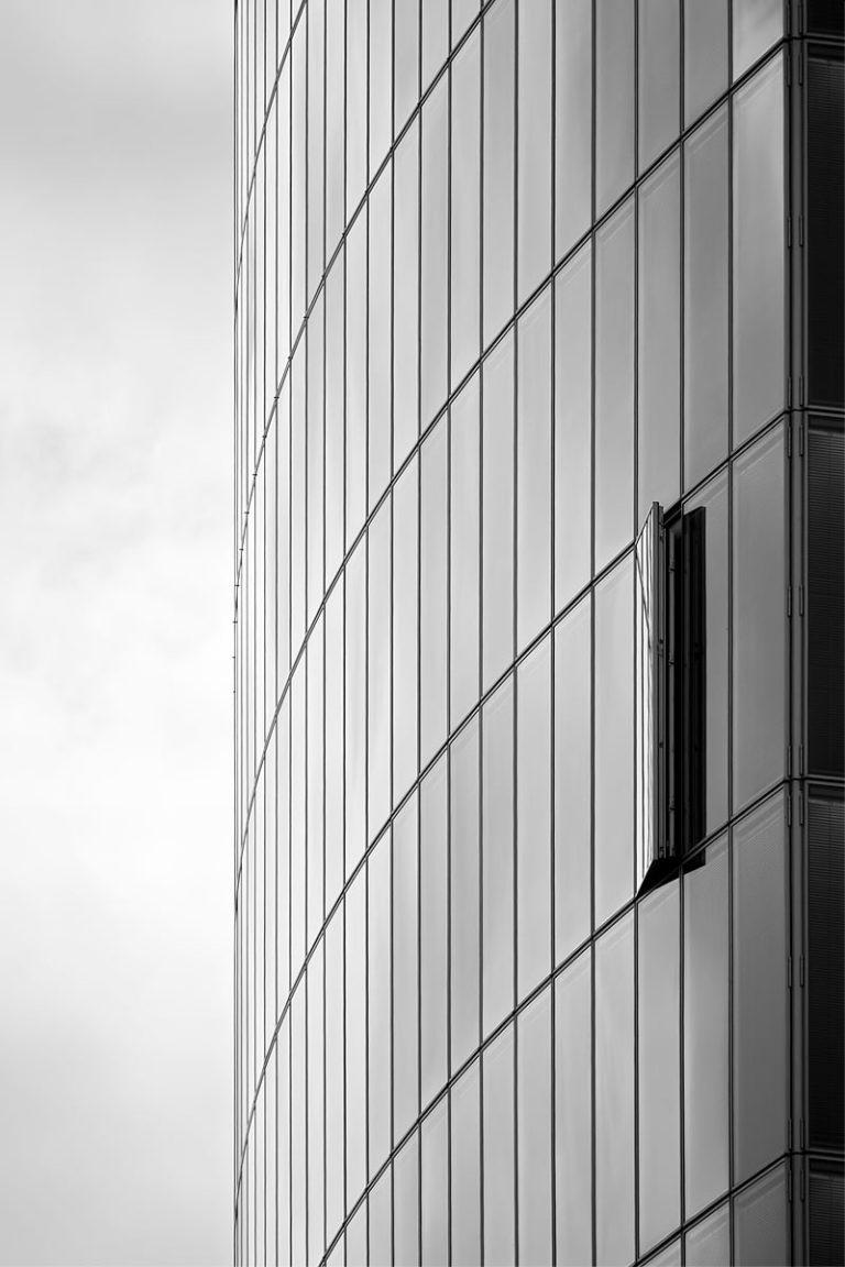 Düsseldorf, Germany - Modern Architecture in the Downtown