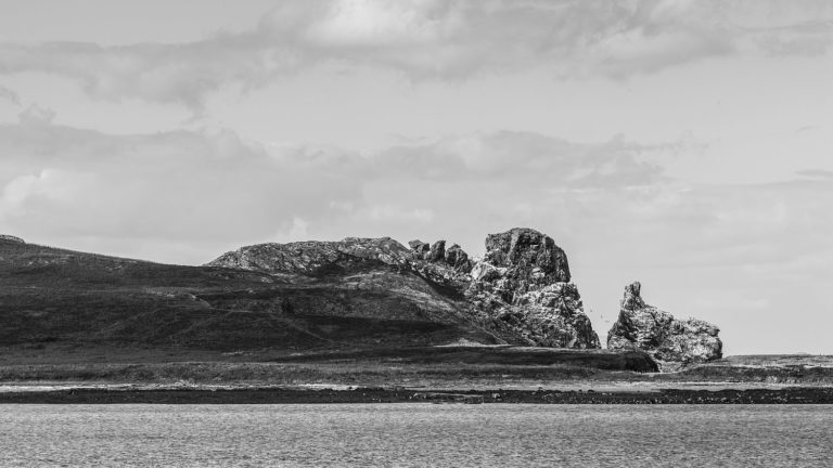 Ireland's Eye (Inis Mac Neasáin) - A small island off the coast of Ireland, near Howth