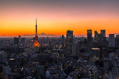 Photos from Tokyo